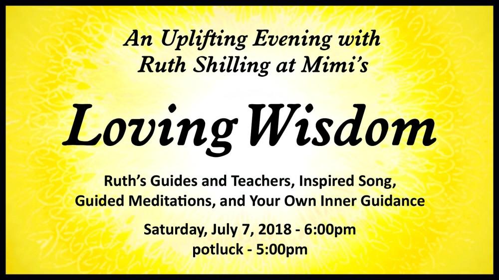 Wisdom-July 2